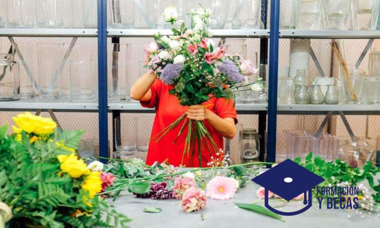 curso de floristería