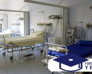 administración de hospitales