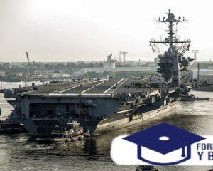 Carreras de la marina