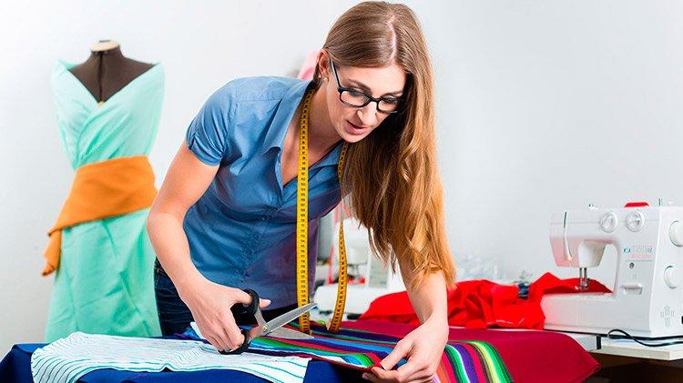 curso de confección y costuras
